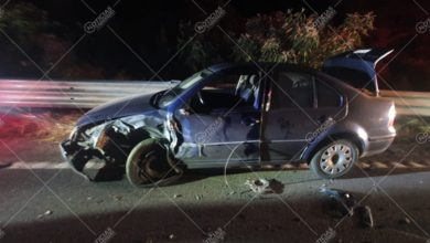 Photo of Se registra accidente en La Pera – Cuautla